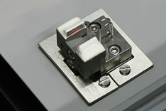 Optical blade measuring sensor